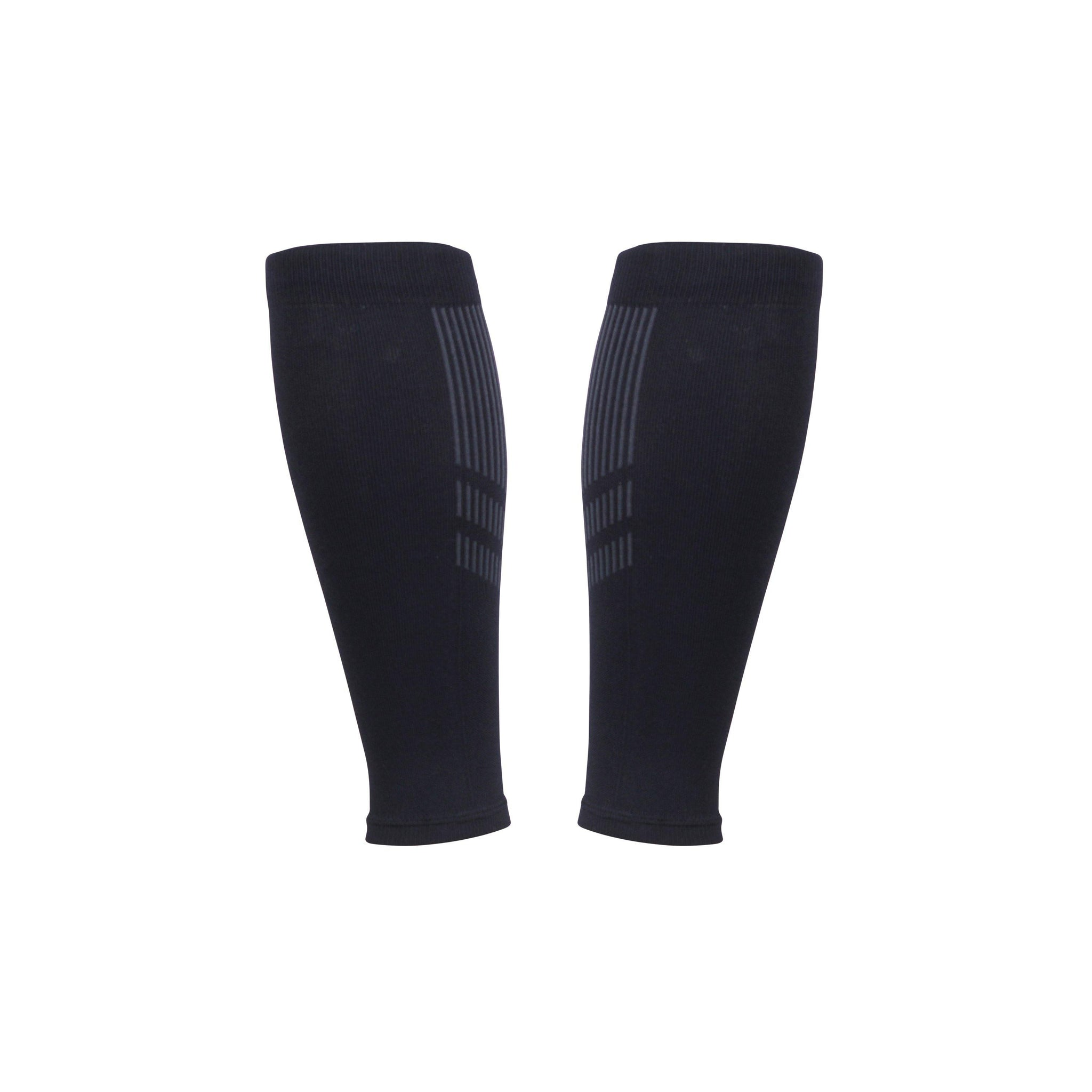 Run Lite Compression Calf Sleeves - Black