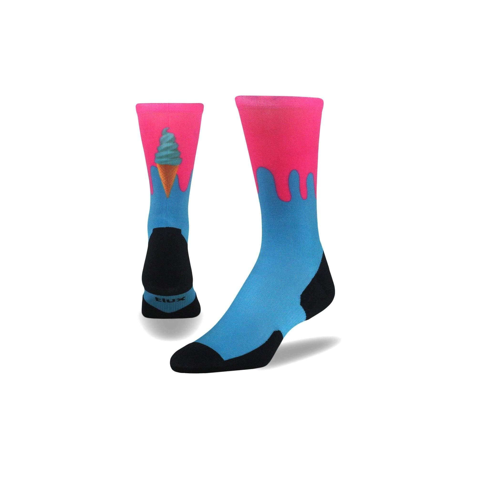 Drip Run Crew - Graduated Compression Socks