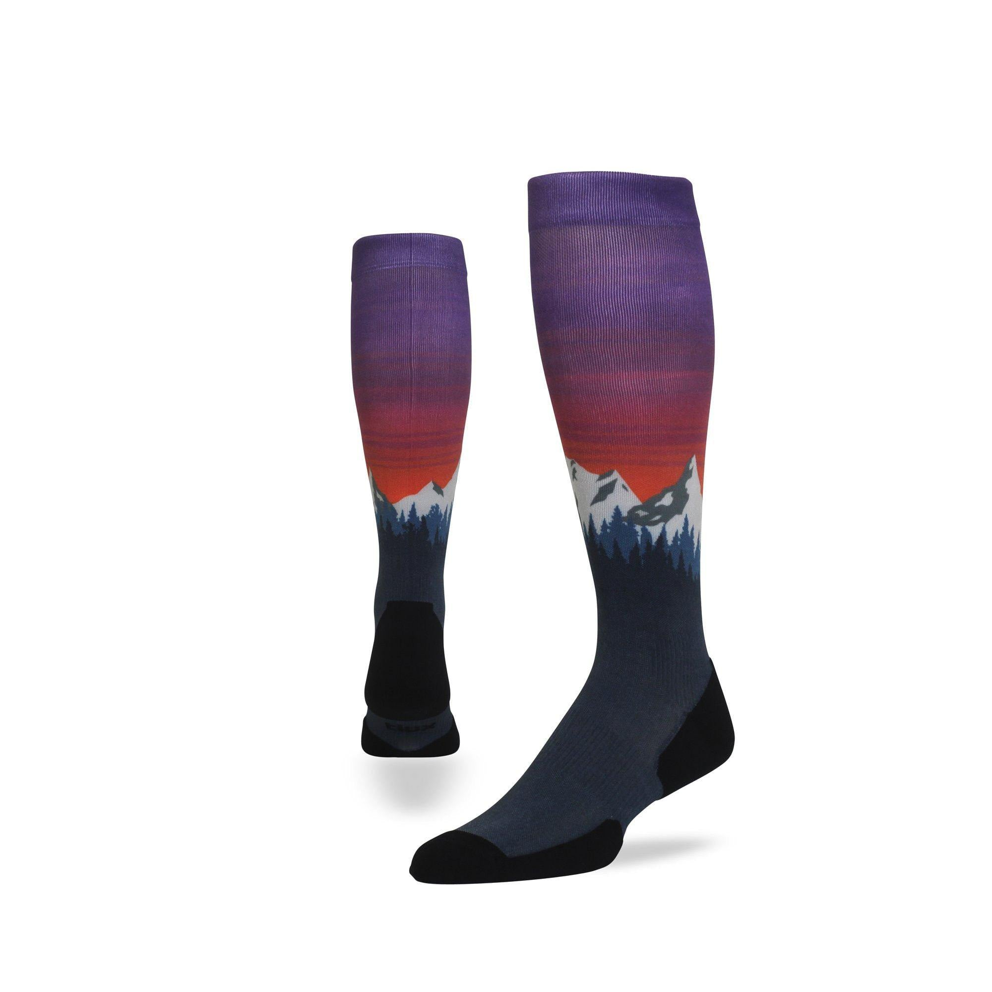 Horizon Run OTC - Graduated Compression Socks