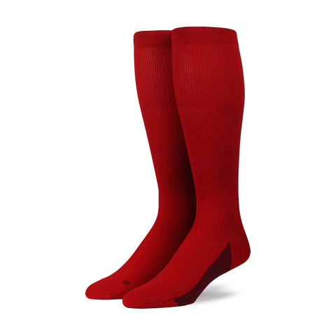 Tiux Endurance Compression Socks - True Red/Maroon
