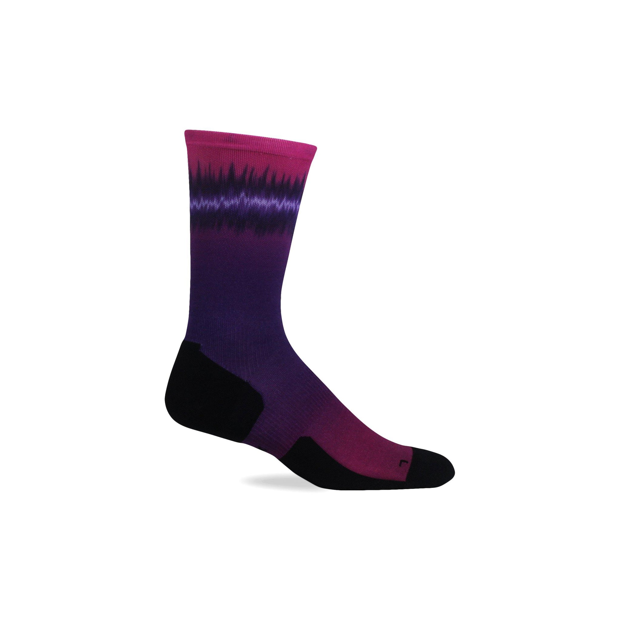 Run Crew Compression Socks - Soundwave