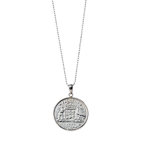 Florin Coin Necklace