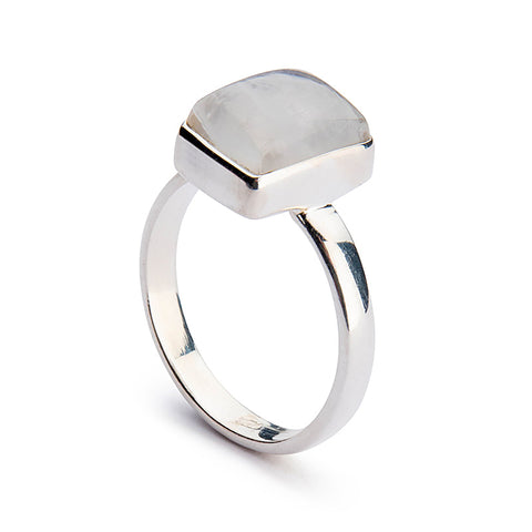 Hope Harmony Ring - Moonstone