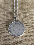 Greek Coin Necklace (GN006)