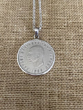 Greek Coin Necklace (GN014)