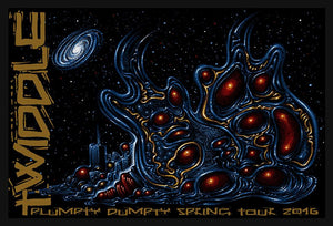 NEW RELEASES - TWIDDLE SPRING TOUR!!!
