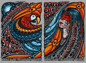 2014 Widespread Panic en la Playa Tres - Zen Dragon Gallery