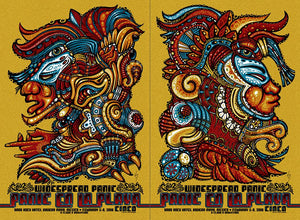 2016 Widespread Panic en la Playa Cinco ALL SIZES & VARIANTS - Zen Dragon Gallery
