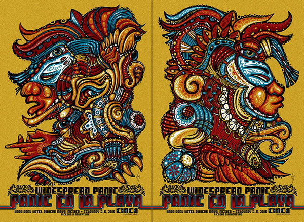 2016 Widespread Panic en la Playa Cinco ALL SIZES & VARIANTS