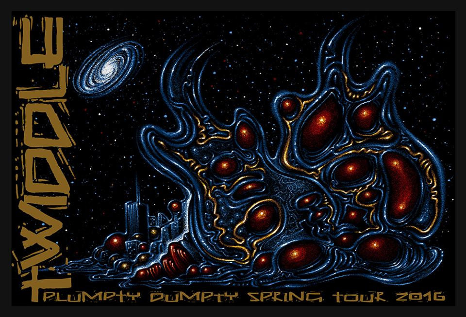 2016 Twiddle Spring Tour - Zen Dragon Gallery