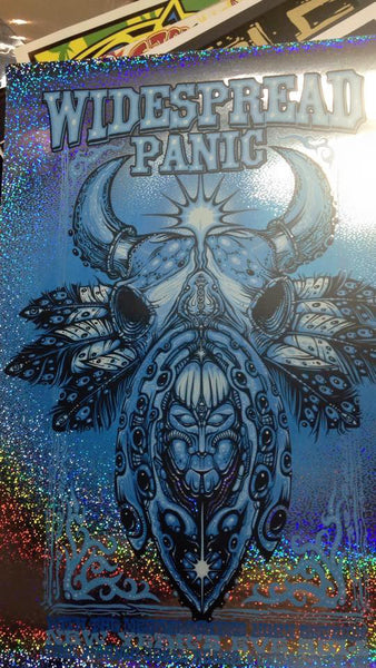 2014 Widespread Panic Charlotte NYE ALL Variants - Zen Dragon Gallery