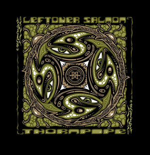 2013 Leftover Salmon Thornpipe - Zen Dragon Gallery