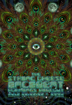 2007 String Cheese Incident Hornings 3D - Zen Dragon Gallery