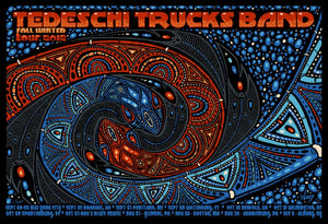 2012 Tedeschi Trucks Band Winter Tour - Zen Dragon Gallery