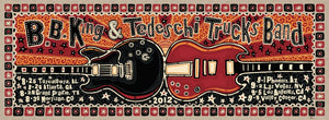 2012 B.B. King & Tedeschi Trucks Tour - Zen Dragon Gallery