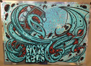 2014 The Black Keys Atlanta - Zen Dragon Gallery