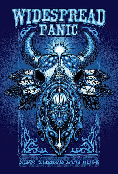 2014 Widespread Panic Charlotte NYE ALL Variants