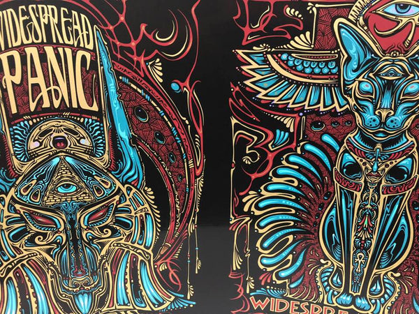 2018 Widespread Panic Mud Island All Editions