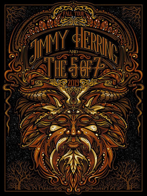 2019 Jimmy Herring & The 5 of 7 - Zen Dragon Gallery