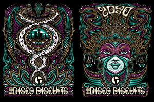 2019 The Disco Biscuits NYE NYC - Zen Dragon Gallery