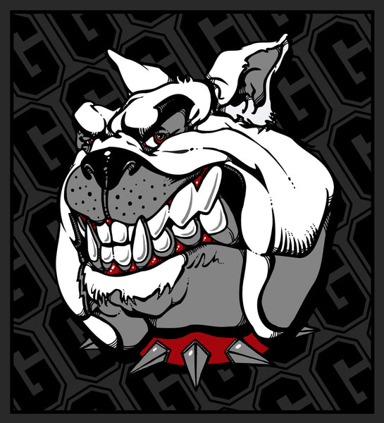 Sporty Dawgs Posters - Zen Dragon Gallery