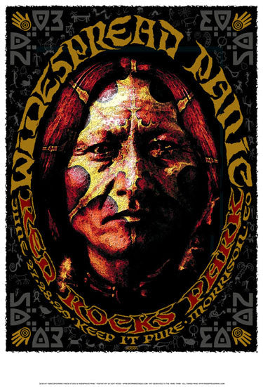 2003 Widespread Panic Red Rocks - Zen Dragon Gallery