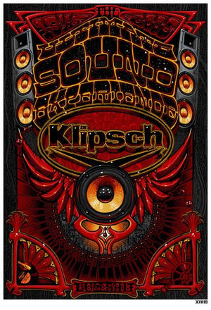 2006 Klipsch Audio 60th Anniversary - Zen Dragon Gallery
