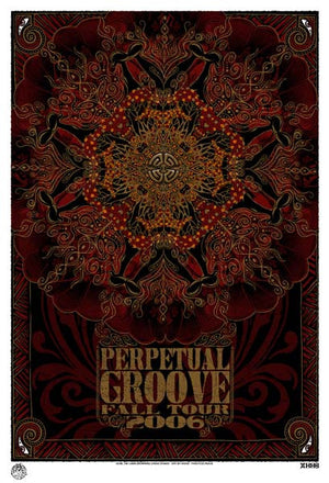 2006 Perpetual Groove Fall Tour - Zen Dragon Gallery