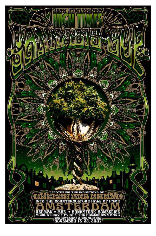 2007 High Times Cannabis Cup - Zen Dragon Gallery