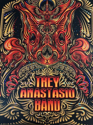 2020 Trey Anastasio Band - Zen Dragon Gallery