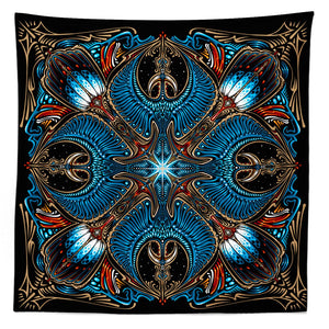 Morning Star Tapestry