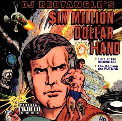 THE SIX MILLION DOLLAR HAND