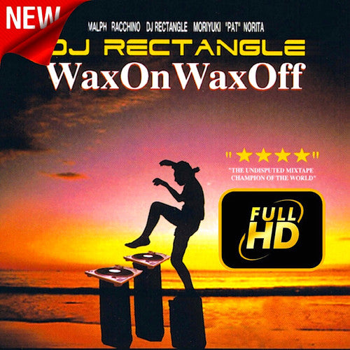 WAX ON WAX OFF - THE FULL VIDEO 1280 x 720 HD