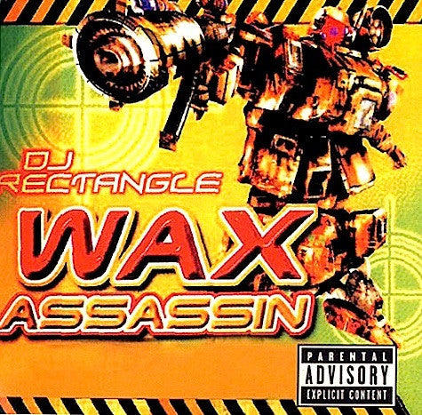 The Wax Assassin Vol. 1