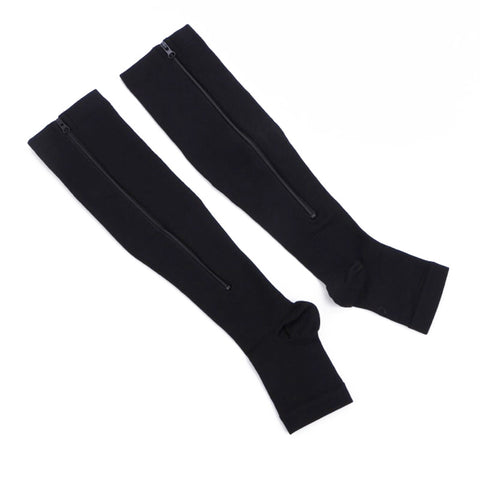 Compression Zip-up Socks