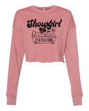 Showgirl on Staycation - Long sleeve