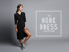 The WORK DRESS collection