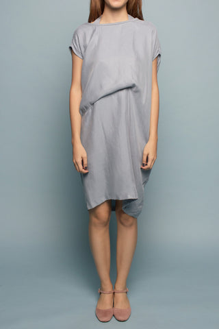 Convertible Tee Dress (Ocean Blue)