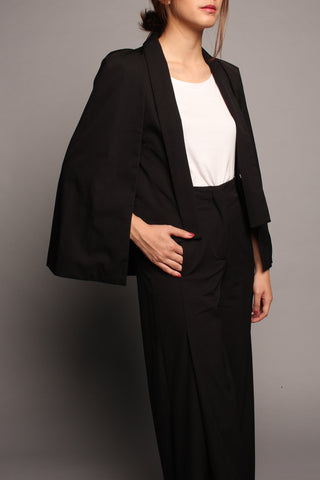 Cape Jacket (Black)