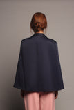 Cape Jacket (Midnight)