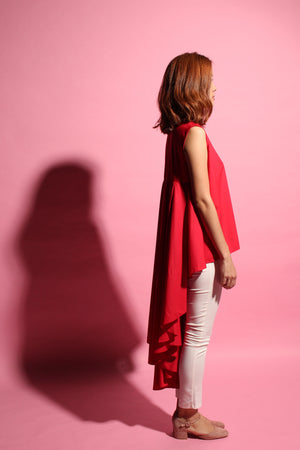 Cape Top - Red