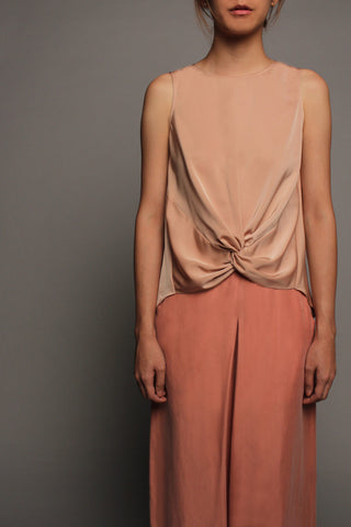 Knotted Top (Nude)