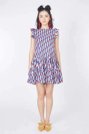 Playmate Dress (Printed)