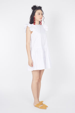 Playmate Dress (White)