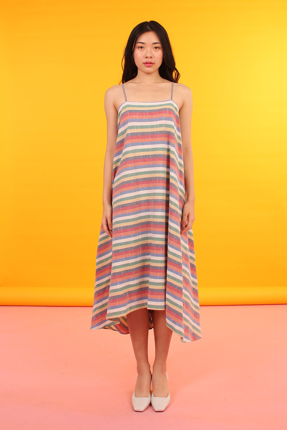 TeePee Dress (Rainbow)