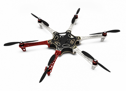 DJI Flame Wheel F550 Hexacopter ARF