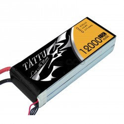 Tattu 12000MAH 22.2V 15C 6S1P LIPO BATTERY PACK