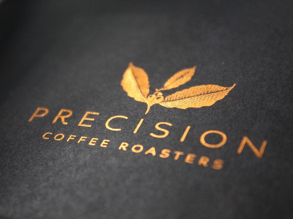 Precision Coffee Roasters Logo