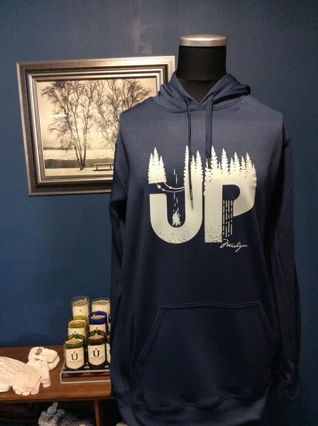 UP Performance Hooded Sweatshirt