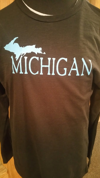 Michigan Joey Slub Shirt